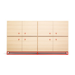 Mill Run sideboard | Credenze | Eponimo