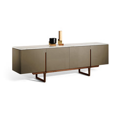 Fidelio Low cabinet | Buffets / Commodes | Poltrona Frau