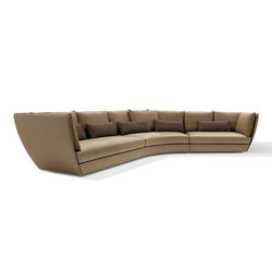 Dhow Sofa | Sofás lounge | Giorgetti