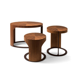 Ling Small tables | Mesas auxiliares | Giorgetti
