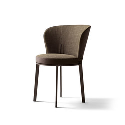 Ode Chair | Visitors chairs / Side chairs | Giorgetti