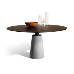 Mesa Due | Dining tables | Poltrona Frau