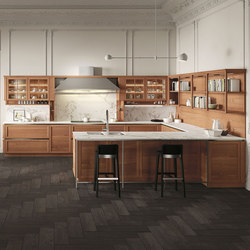 Heritage | Fitted kitchens | Snaidero