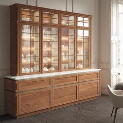 Heritage | Display cabinets | Snaidero