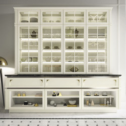 Kelly | Display cabinets | Snaidero