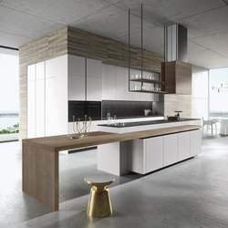 Look (b) | Fitted kitchens | Snaidero