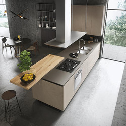 Look (c) | Fitted kitchens | Snaidero