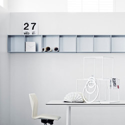 Montana Shelving system | application examples | Office shelving systems | Montana Møbler
