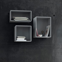 Montana Shelving system | application example | Shelving | Montana Møbler