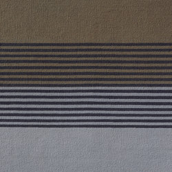 Metro - 0016 | Formatteppiche / Designerteppiche | Kinnasand