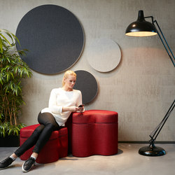 Sound Off Wall | Sound absorbing wall systems | Götessons