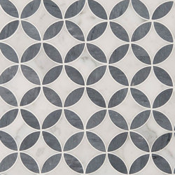 Art Deco Corbusier (Small) | Natural stone tiles | Claybrook Interiors Ltd.