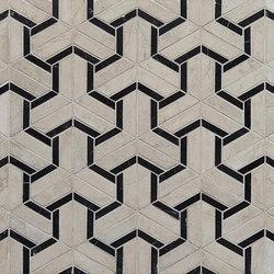 Art Deco Maze | Natural stone tiles | Claybrook Interiors Ltd.
