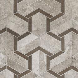 Art Deco Maze (Large) | Natural stone tiles | Claybrook Interiors Ltd.