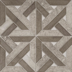 Art Deco Parquet | Dalles en pierre naturelle | Claybrook Interiors Ltd.