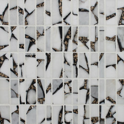 Safari Tundra | Azulejos de pared de piedra natural | Claybrook Interiors Ltd.