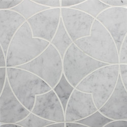 Marrakech Medina Stone Mosaics | Azulejos de pared de piedra natural | Claybrook Interiors Ltd.