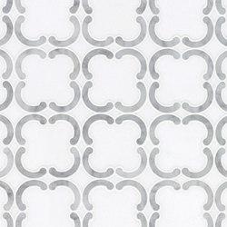 Belle Epoque Quatrefoil | Natural stone tiles | Claybrook Interiors Ltd.