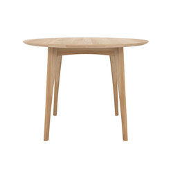 Osso round dining table high | Restaurant tables | Ethnicraft