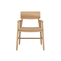 Oak Bjorsing Chair | Restaurant chairs | Ethnicraft
