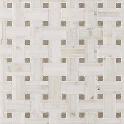 Manhattan Tri Weave | Natural stone tiles | Claybrook Interiors Ltd.