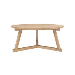 Oak Tripod coffee table | Coffee tables | Ethnicraft