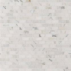 Manhattan Mini Brick | Natural stone tiles | Claybrook Interiors Ltd.