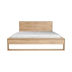 Oak Nordic II bed | Camas dobles | Ethnicraft