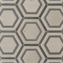 Marrakech Kasbah Stone Mosaics | Dalles en pierre naturelle | Claybrook Interiors Ltd.