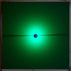 O'Tool one slot | green | Wall lights | benwirth licht