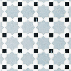 Marrakech Sevilla Stone Mosaics | Natural stone wall tiles | Claybrook Interiors Ltd.