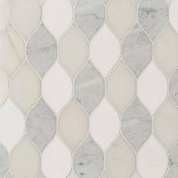Marrakech Fes Stone Mosaics | Azulejos de pared de piedra natural | Claybrook Interiors Ltd.