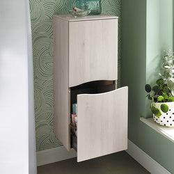 Sinea 2.0 | Mid height cabinet | Wall cabinets | burgbad