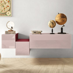 36e8 Side_storage | Wall shelves | LAGO