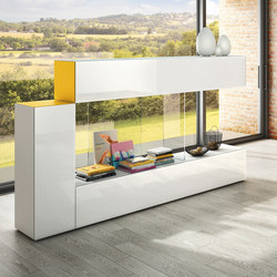 Air_side_storage | Librerie/scaffali componibili | LAGO