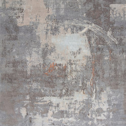 Abstracts 1 grey | Rugs | THIBAULT VAN RENNE