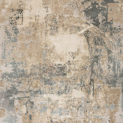 Abstracts 1 beige | Rugs | THIBAULT VAN RENNE