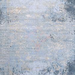 Autumn blue | Tapis / Tapis de designers | THIBAULT VAN RENNE