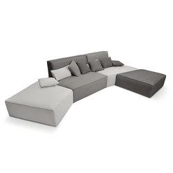 Slide_sofa | Divani | LAGO