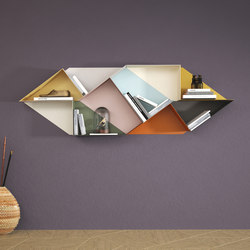 Slide_shelf | Scaffali | LAGO