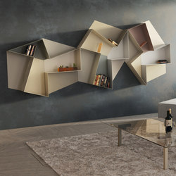 Slide Shelf | Estantería | LAGO