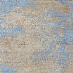Elements Savonnerie Saffron blues | Formatteppiche | THIBAULT VAN RENNE