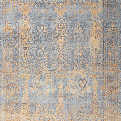 Elements Smoked transitional saffron purple | Rugs | THIBAULT VAN RENNE