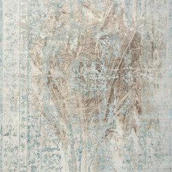 Immersive Iceberg brown blue | Tapis / Tapis de designers | THIBAULT VAN RENNE