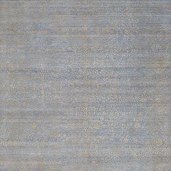 Kork Reintegrated grey & gold | Tappeti / Tappeti d'autore | THIBAULT VAN RENNE