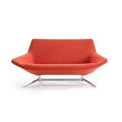 Metropolitan '14 | Lounge sofas | B&B Italia