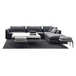 Richard Sofa | Lounge sofas | B&B Italia