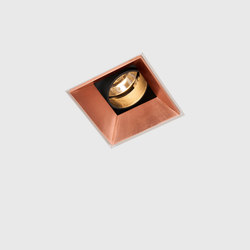 Down in-Line 80 directional | Recessed ceiling lights | Kreon