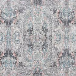 Visual green pink | Rugs / Designer rugs | THIBAULT VAN RENNE