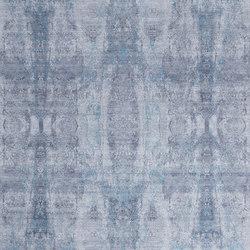Visual grey blues | Rugs / Designer rugs | THIBAULT VAN RENNE
